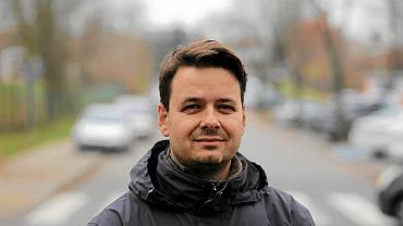 dr Ireneusz Sadowski, socjolog