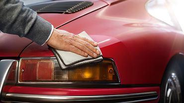 Kosmetyki samochodwe Porsche Classic