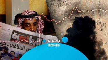 'Studio Biznes' o drożejącym paliwie i planach stworzenia megalotniska.