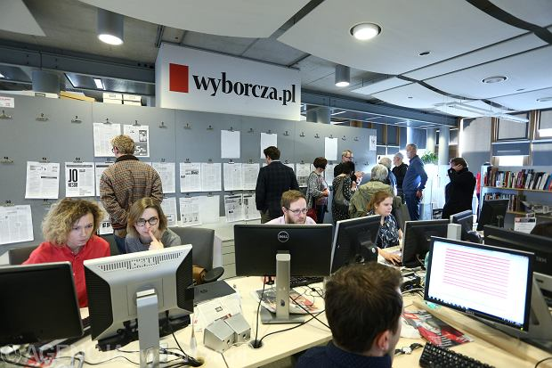The Media Freedom Rapid Response supports Gazeta Wyborcza in Poland