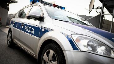Policjant strzelił do 22-latka