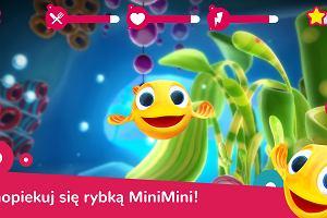 Wspólnie z Rybką MiniMini zanurz się w oceanie zabaw - startuje nowa aplikacja mobilna dla najmłodszych!