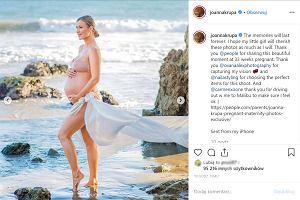 Joanna Krupa zdradza szczegóły na temat ciąży i porodu. Urodzi tam, gdzie Beyonce, Victoria Beckham i Kim Kardashian