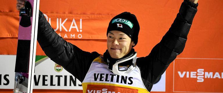 Skoki narciarskie. Ryoyu Kobayashi głównym faworytem Turnieju Czterech Skoczni