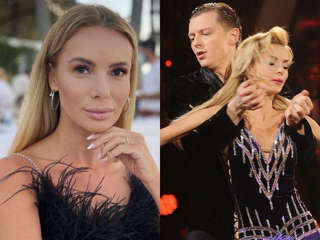 Izabela Janachowska i Rafał Brzozowski