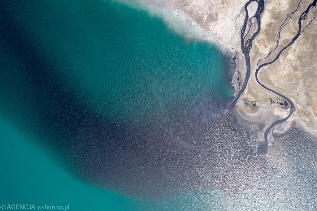 Jezioro Turkusowe w Koninie