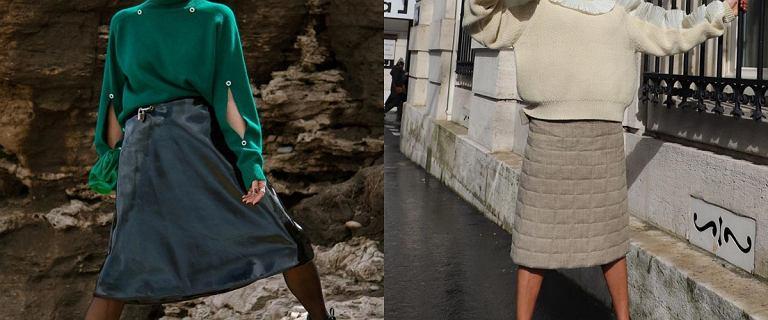 Trend alert: spódnice na jesień inspirowane trendami z wybiegu. Te modele zachwycą wszystkie miłośniczki mody