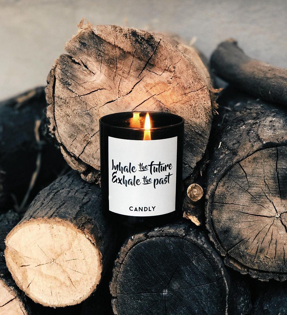 Pachnące świeczki z wegańskiego wosku - Candly&Co / MATERIAŁY PRASOWE