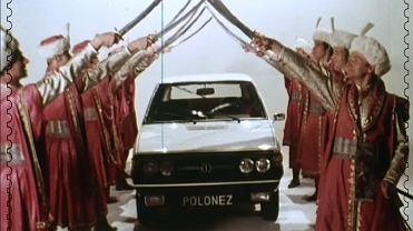 Reklama Poloneza z 1978 r.