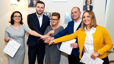 Po odejściu Kamili Gasiuk-Pihowicz i sześciorga innych posłów - Nowoczesna ie ma już klubu parlamentarnego, tylko koło