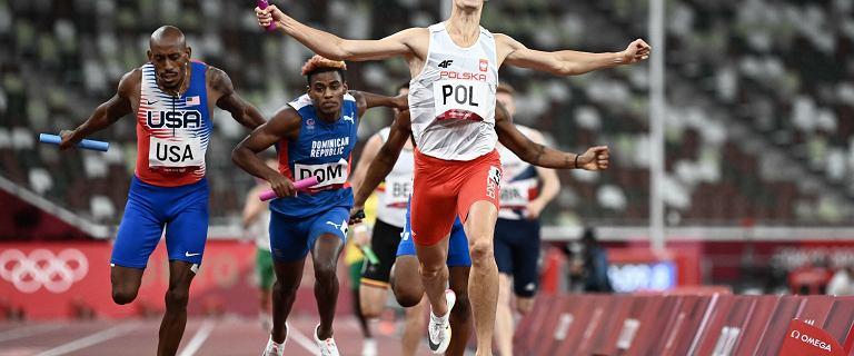 Klasyfikacja medalowa igrzysk w Tokio. Gigantyczny awans Polski