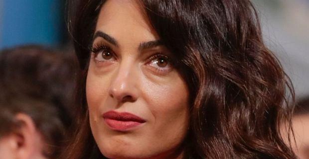 Amal Clooney na ceremonii przyznania pokojowego Nobla. Wyglądała bosko!
