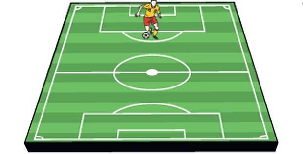Sport: zostań futbolowym ekspertem,sport, piłka nożna, Stoper