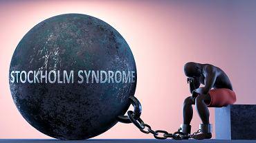 Syndrom sztokholmski to potężne obciążenie dla ofiary, która wydaje się być tego nieświadomą.