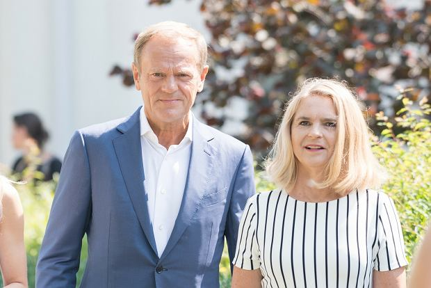 WP: Donald Tusk przepisał majątek na żonę