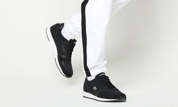 Męskie buty na jesień, czyli co nowego w Lacoste