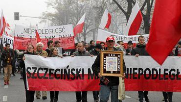 Szczeciński Marsz Niepodległości