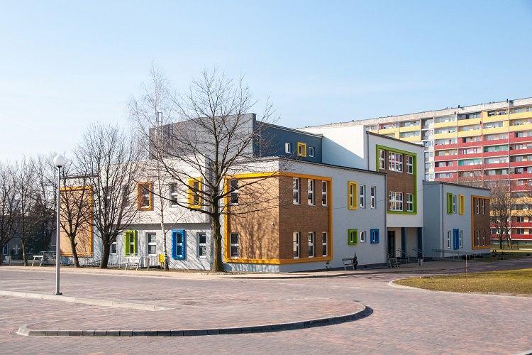 Budowa nowej siedziby Ośrodka Rehabilitacyjno-Edukacyjno- Wychowawczego i Ośrodka Wczesnej Interwencji