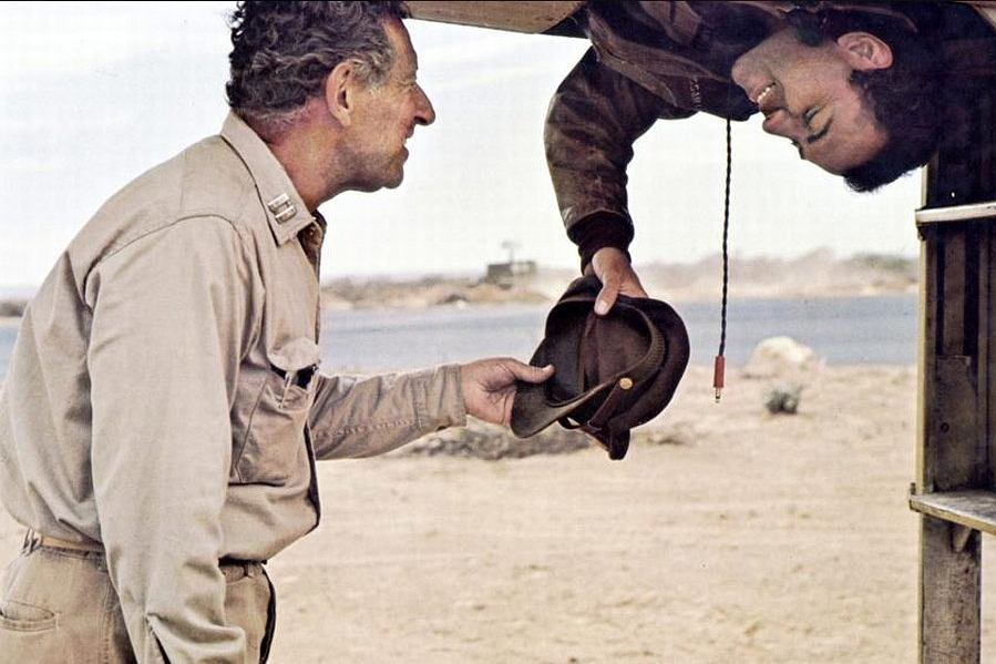 Kadr z filmu 'Paragraf 22'