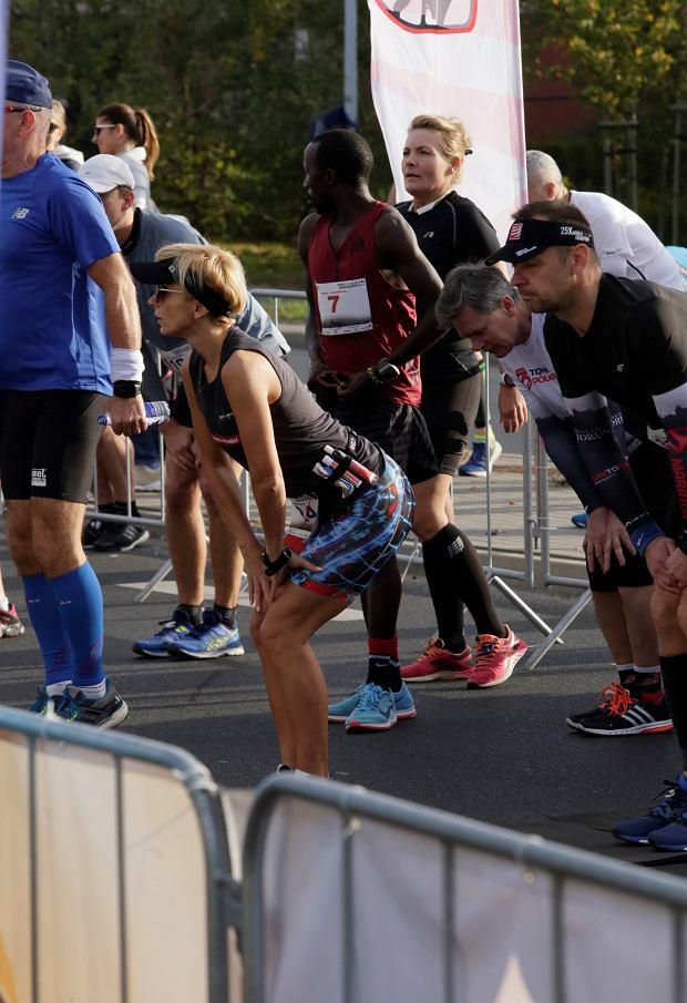 Zdjęcie numer 87 w galerii - Ponad 1200 biegaczy na starcie 37. Toruń Maraton, wygrał Łukasz Oskierko [ZDJĘCIA]