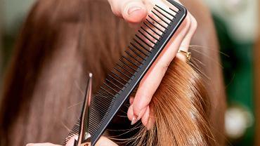 Fryzury dla cienkich i rzadkich włosów 2021. Te cięcia to hity, które odmładzają i dodają objętości (zdjęcie ilustracyjne)