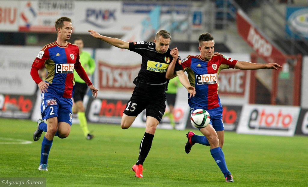 Marcin Pietrowski (z prawej)