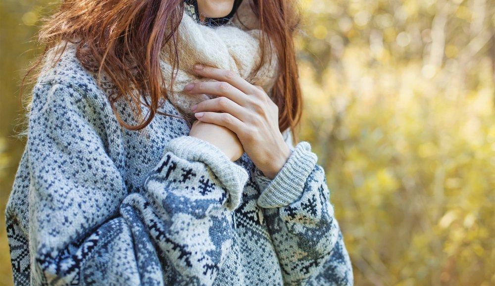 Zimne dłonie - to jakiś problem zdrowotny?