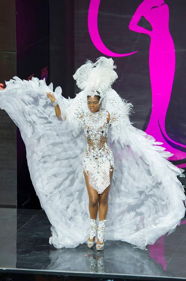 Vaumara Rebelo, Miss Angoli