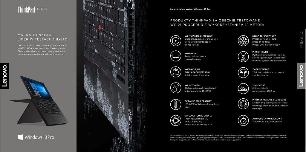 Lenovo ThinkPad T480 / T580