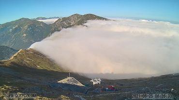 Widmo Brockenu w Tatrach
