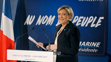 Marine Le Pen wyrównuje różnicę w wyborach - ma coraz lepsze notowania