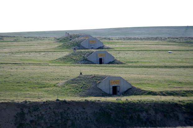 podziemne bunkry Vivos