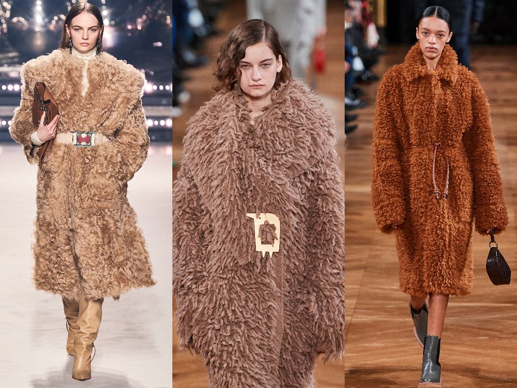 Stella McCartney/ Isabel Marant AW2020/21