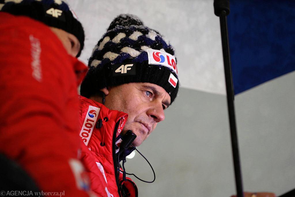 Zakopane. Kwalifikacje do konkursu Pucharu Świata w skokach narciarskich