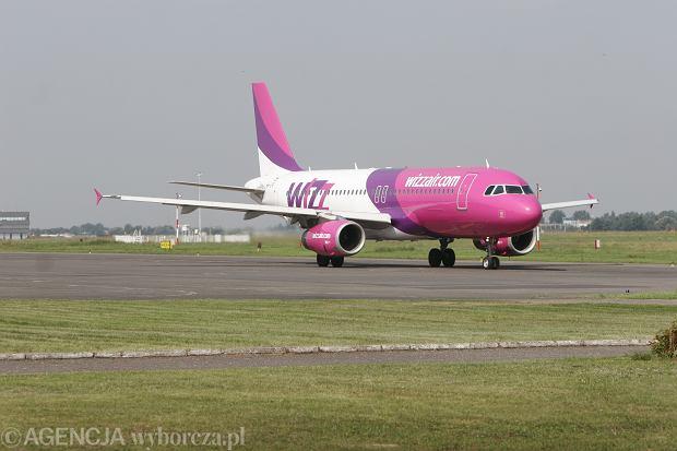 Wizz Air rezygnuje z trasy do Barcelony. Ostatnie loty odbędą się w czerwcu