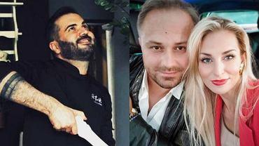Karol Maciesz, Adrian i Anita Szydłowscy