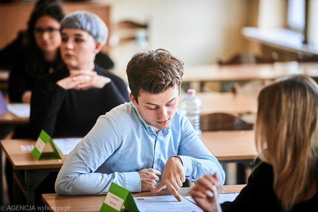 9 maja - dziś kolejne egzaminy maturalne.