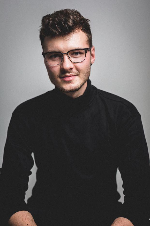 Nagroda Miasta Gdańska dla Młodych Twórców w Dziedzinie Kultury. Krzysztof Falkowski