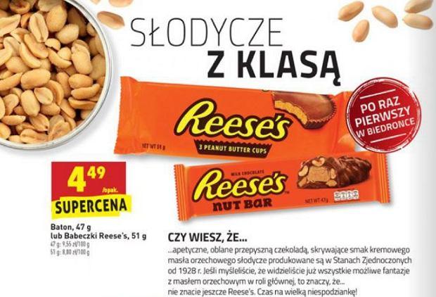Kultowe amerykańskie słodycze trafiły do Biedronki. W superniskiej cenie