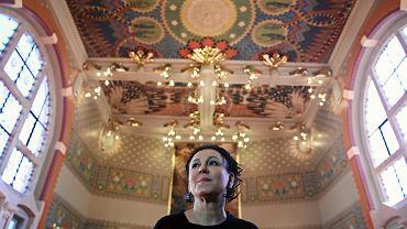Olga Tokarczuk już w Sztokholmie. W sobotę odczyt, a we wtorek ceremonia wręczenia nagrody Nobla