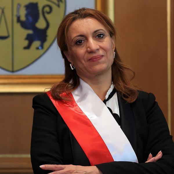 Souad Abderrahim 3 lipca 2018 r. została pierwszą kobietą rządzącą stolicą Tunezji