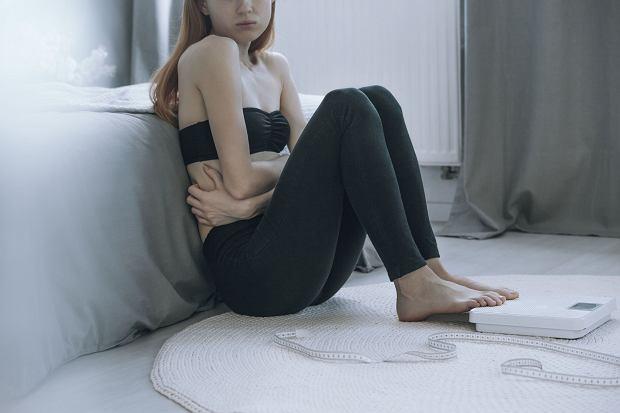 Anoreksja - groźne zaburzenie odżywiania