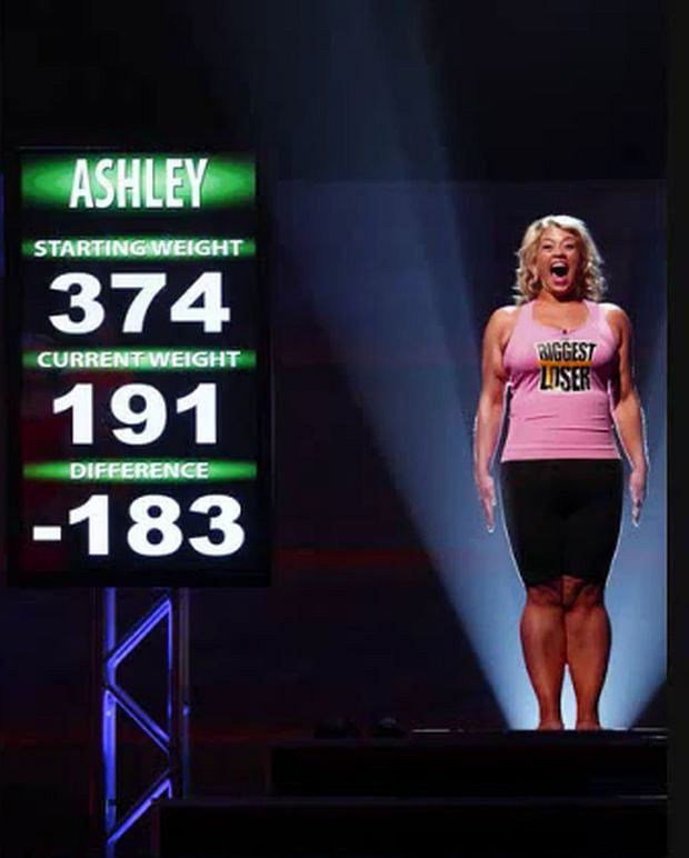 The Biggest Loser, Ashley