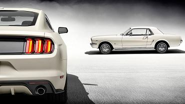 "Ford Mustang 1964 i 2015 ""50 Years"""