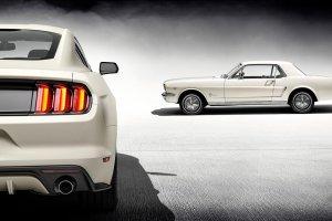 Ford Mustang   Historia kultowego modelu
