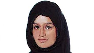 Shamima Begum, młoda Brytyjka, która wyszła za bojownika ISIS.