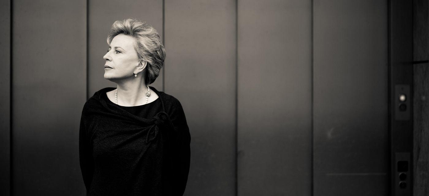 Krystyna Janda (Fot. Albert  Zawada / AG)