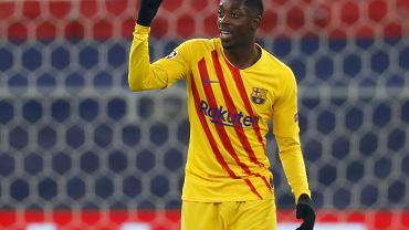 Miał być gwiazdą FC Barcelony. Klub poinformował o jego kontuzji. Dziewiątej w ciągu trzech lat