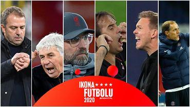 Ikona Futbolu w kategorii trener