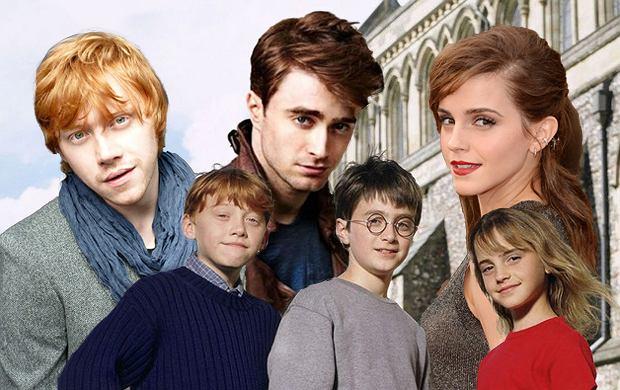 Ron i hermione spotykają się w prawdziwym życiu